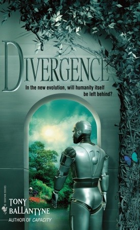 Divergence by Tony Ballantyne
