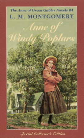 Anne of Windy Poplars(Anne of Green Gables 4)