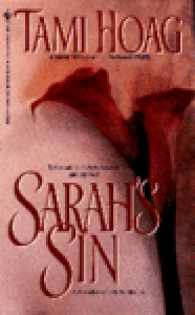Sarah\'s Sin by Tami Hoag