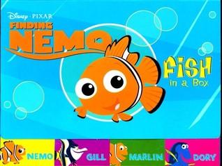 Fish in a Box: Dory, Marlin, Gill and Nemo