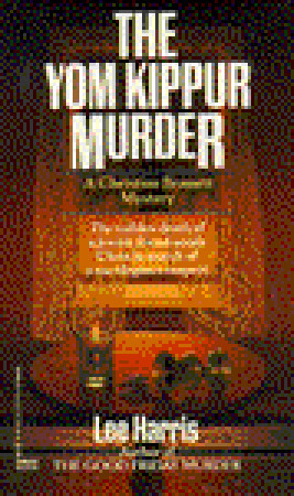 The Yom Kippur Murder by Lee Harris