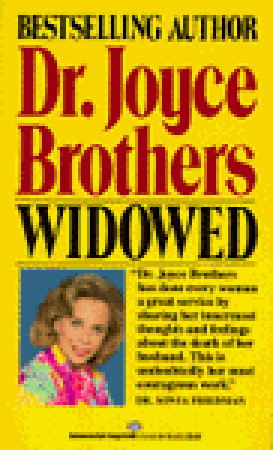 Widowed by Joyce Brothers