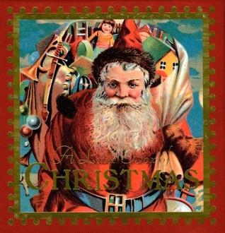 A Little Box of Christmas: Snowmen, Angels, and Santas