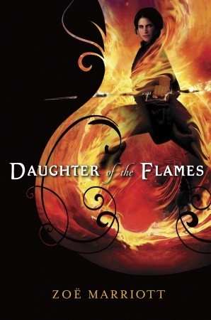 Daughter of the Flames by Zoë Marriott