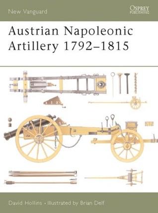 Austrian Napoleonic Artillery 1792–181...