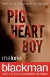 Download ebook Pig-Heart Boy by Malorie Blackman