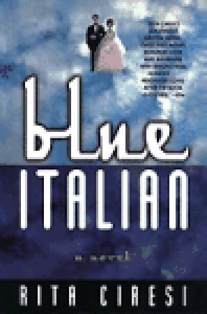Blue Italian by Rita Ciresi