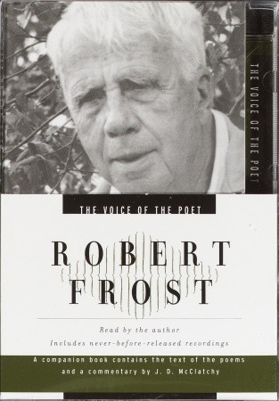 The Voice of the Poet: Robert Frost