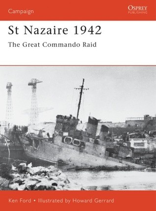 St Nazaire 1942 by Ken Ford