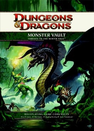 Monster Vault by Brian R. James
