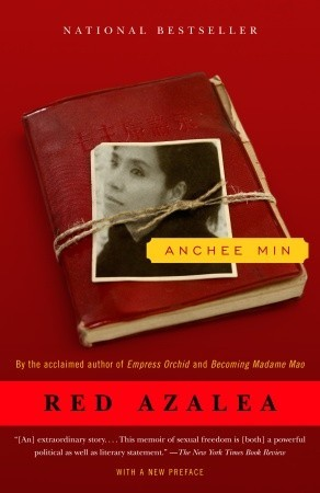 Red Azalea by Anchee Min