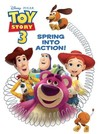 Spring Into Action! by Cynthia Hands