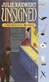 Unsigned (A Booklover's Mystery, #5)