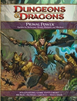 Primal Power by Mike Mearls