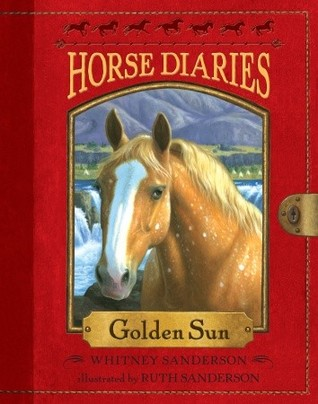 Golden Sun (Horse Diaries, #5)