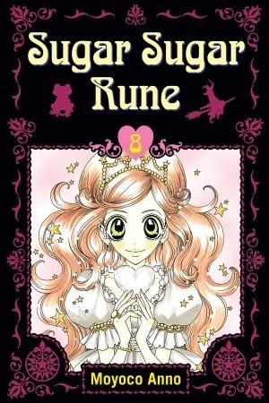 Sugar Sugar Rune, Volume 8 by Moyoco Anno
