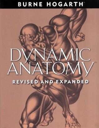 Dynamic Anatomy by Burne Hogarth