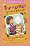 Top-Secret Personal Beeswax: A Journal by Junie B. (and Me!)