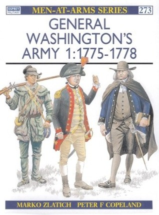 General Washington's Army (1) by Marko Zlatich