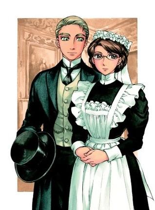 Emma, Vol. 10 by Kaoru Mori