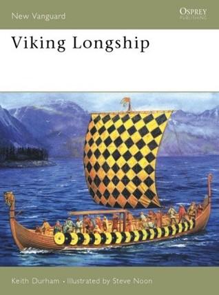 Viking Longship by Keith Durham