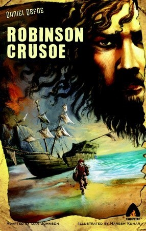 Robinson Crusoe: Campfire Graphic Novels