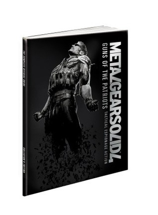 Metal Gear Solid 4: Guns of the Patriots -- Limited Edition Collector's Guide: Prima Official Game Guide
