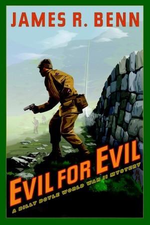 Evil for Evil (Billy Boyle World War II, #4)