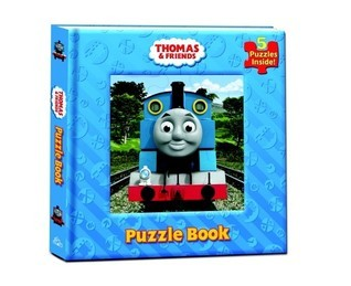Thomas and Friends Puzzle Book
