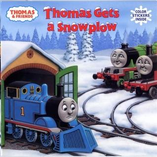 Thomas Gets a Snowplow