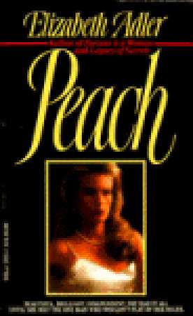 Peach by Elizabeth Adler