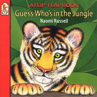 Guess Who's in the Jungle: A Flip-Flap Book