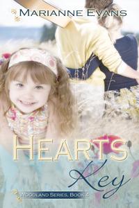 Hearts Key(Woodland Church 4)