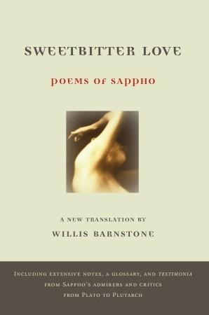 Sweetbitter love poems of sappho by sappho 209831 fandeluxe Gallery