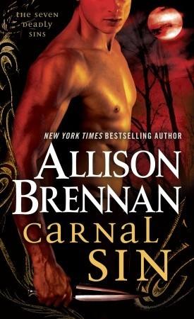 Carnal Sin (Seven Deadly Sins, #2)