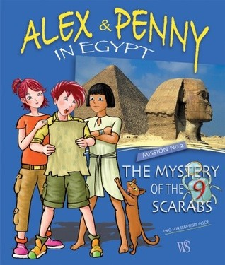 Alex & Penny in Egypt