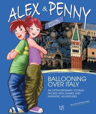 Alex & Penny Ballooning over Italy
