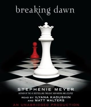 Breaking Dawn (Twilight, #4)