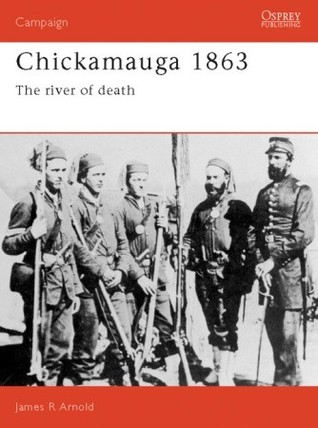 Chickamauga 1863: The river of death EPUB DJVU 978-1855322639