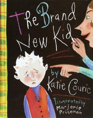 Book Review: Katie Couric's The Brand New Kid