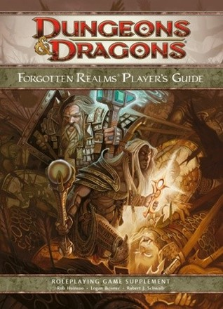 Forgotten Realms Player's Guide: A 4th Edition D&D