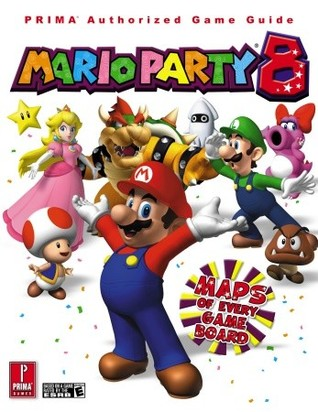 Mario Party 8: Prima Official Game Guide (Prima Official Game Guides)