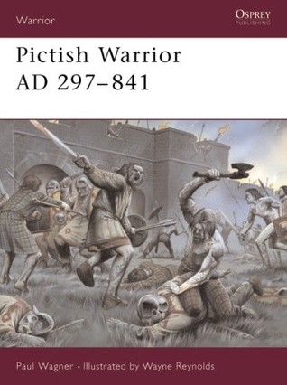 Pictish Warrior AD 297 - 841