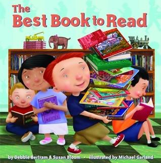 The Best Book to Read by Debbie Bertram