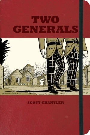 Two Generals by Scott Chantler