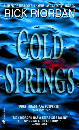 Book Review: Rick Riordan's Cold Springs