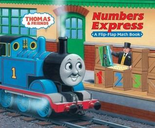 Numbers Express: A Flip-Flap Math Book