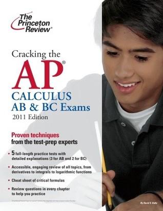 Cracking The Ap Calculus Ab & Bc Exams Pdf