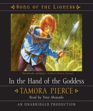 Ebook In the Hand of the Goddess by Tamora Pierce PDF!