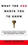 What the CEO Wants You to Know: Using Business Acumen to Understand How Your Company Really Works